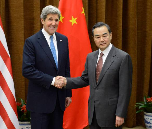 Kerry y Wang